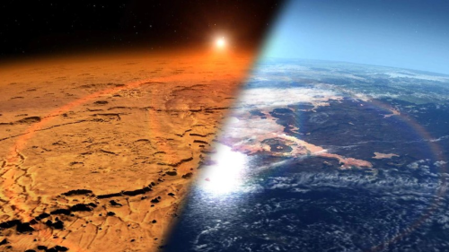 Scientists discover the reason why Mars has no liquid water on its surface today