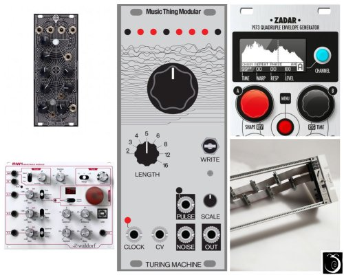Eurorack (for Thou)