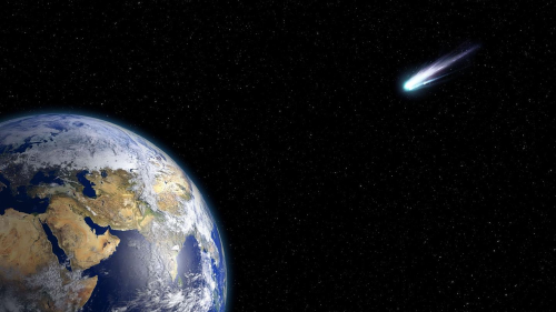 Comet or asteroid: What killed the dinosaurs and where did it come from?