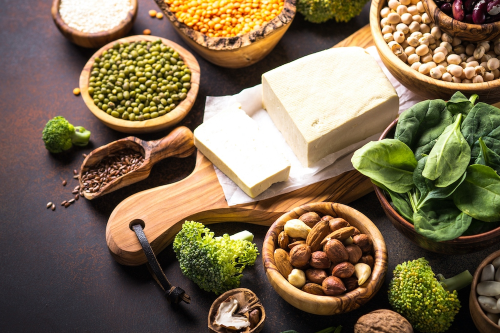 Food scientists aim to make plant-based protein tastier and healthier