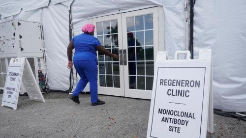 Doctor Points To Monoclonal Antibody Treatment Side Effects As Clinics Open Across Fla.
