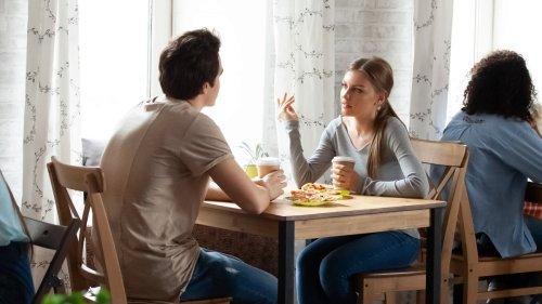 """Dating-Trend: Beim Hardballing """"können Spannungen in der Luft hängen"""""""