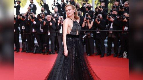 Diane Kruger lässt in Cannes tief blicken