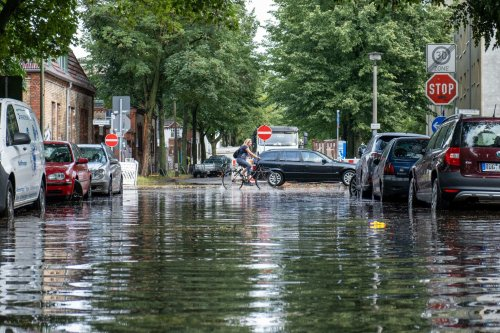 Flutkatastrophe in Deutschland: Diese Gebiete hat es dieses Mal getroffen