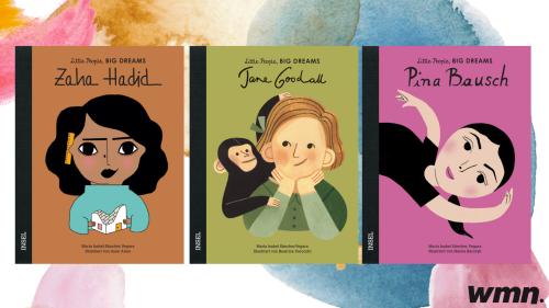 10 tolle Bücher für Mädchen, die mehr wollen als Prinzessin-sein