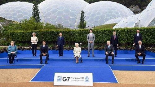 """Angela Merkel: Treffen mit der Queen """"einzigartiges Erlebnis"""""""