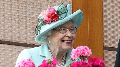 Glücklich wie lange nicht: Queen Elizabeth II. strahlt in Ascot
