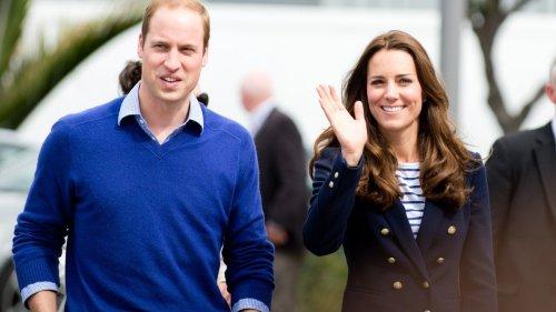 Prinz William und Herzogin Kate: Sommerurlaub auf den Scilly-Inseln