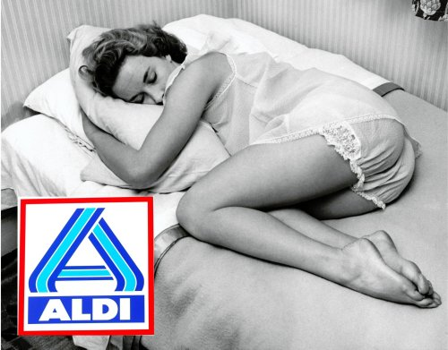 Aldi-Angebot bedient ein ekelhaftes Frauen-Klischee der 50er Jahre