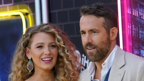 Ryan Reynolds flehte Blake Lively um Sex an
