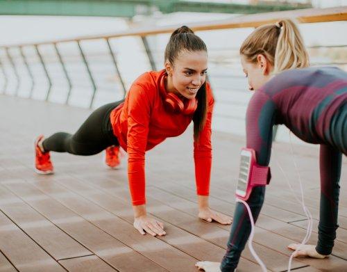 Mountain Climber Plank: Darum gehört diese Übung in deinen Trainingsplan