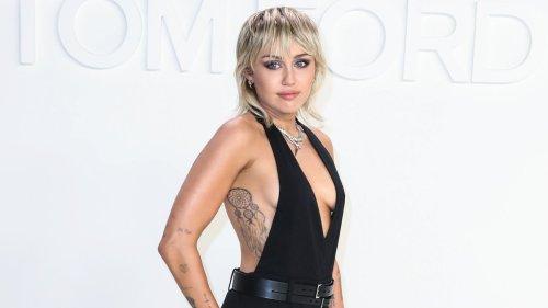 Wiederholungstäterin: Miley Cyrus überrascht mit Oben-ohne-Fotos