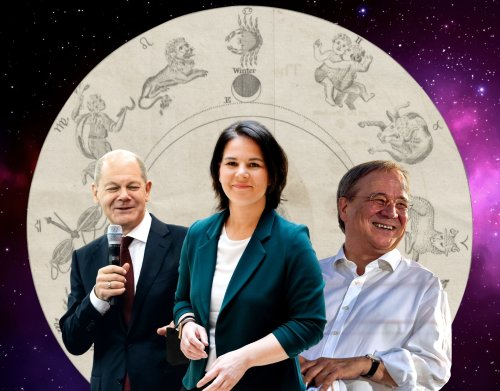 Horoskop der Bundestagswahl 2021: Klarer Wahlsieger zu erkennen? - wmn