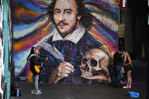 How Shakespeare Became an American Icon | On the Media | WNYC Studios