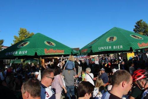 Kerwe in Westheim findet statt