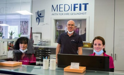 Medifit Kaiserslautern - Schmerztherapie bringt Lebensqualität zurück
