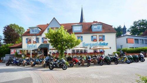 Das ideale Biker Hotel