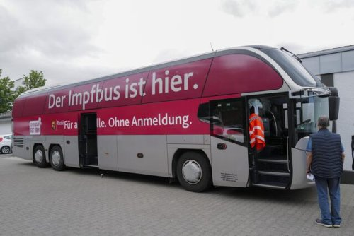 Stopp bei Edeka in Speyer und bei Aldi in Schifferstadt