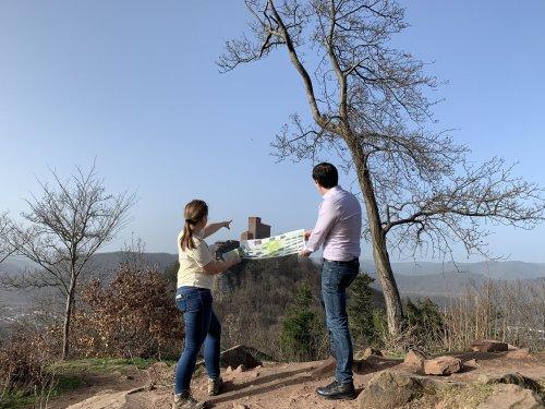 Aussichtspunkte in der Pfalz