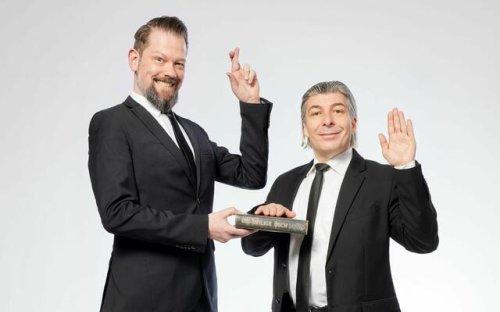 """ONKeL fISCH mit """"Wahrheit – die nackte und die ungeschminkte"""" in Mannheim"""