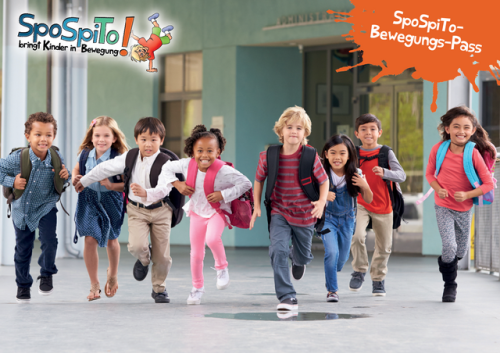 SpoSpiTo-Bewegungs-Pass an Grundschulen: Großer Erfolg trotz Corona