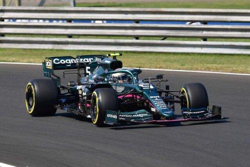 Der Heppenheimer Sebastian Vettel fährt auch 2022 für das Aston Martin-Team