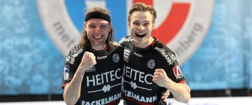 Handball: Saisonfinale des HC Erlangen in Nordhorn