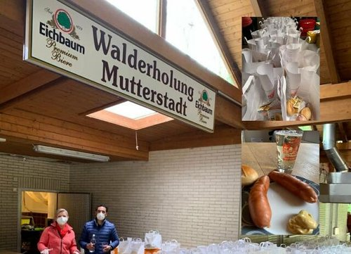 "Erstes ""Waldfest dehääm"" am 1. Mai in Mutterstadt"