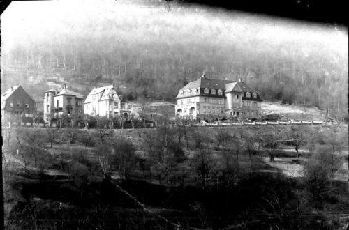 Das jüdische Altenheim
