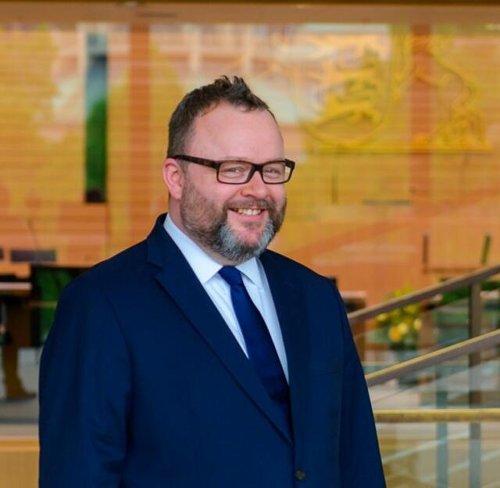 Sprechstunde von FDP-Landtagsabgeordneten Christian Jung am 2. Juli 2021