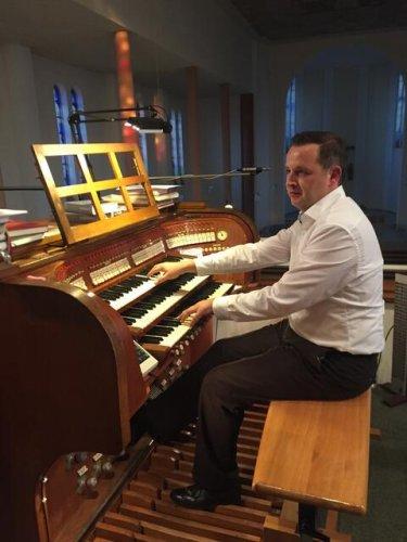 Orgel am Markt