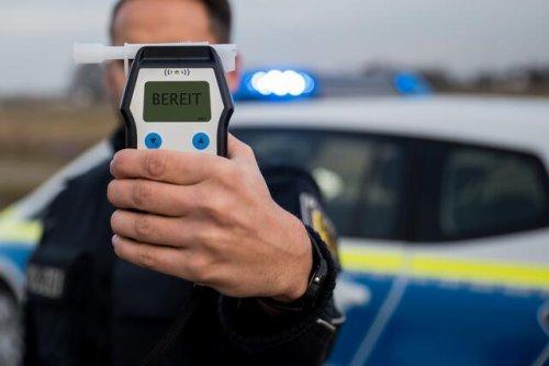 Führerschein wurde abgenommen - Strafverfahren eingeleitet