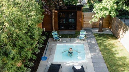 Pool im Garten: So baut ihr einen eigenen Swimmingpool