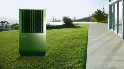 Heizen im Neubau: Wärmepumpe schlägt Erdgas