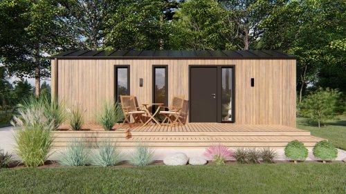 Für 31.499 Euro: Baumarkt bietet Tiny House an