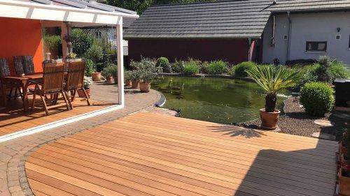 Bambus-Terrassendielen: Die umweltfreundliche, günstige Alternative zu Tropenholz?