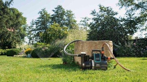 Brunnen oder Zisterne für die Gartenbewässerung?
