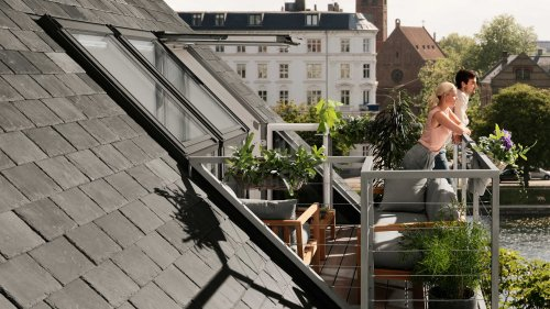 Dachbodenausbau: Fenster, Gauben, Oberlichter