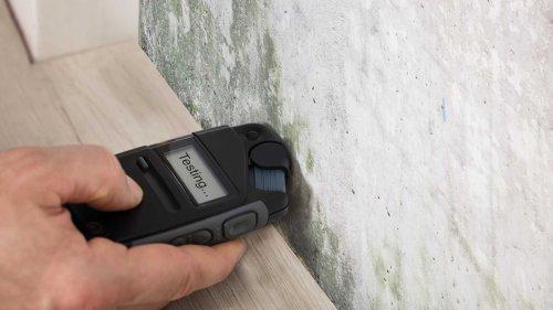 Feuchte Wände: So bekommt ihr eure Wand wieder trocken