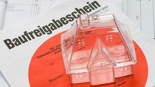 Baufreigabe: Das bedeutet der rote Punkt für euer Bauvorhaben