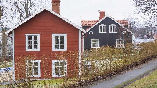 Schlammfarbe: 5 Fragen & Fakten zur Schwedenfarbe für die Fassade