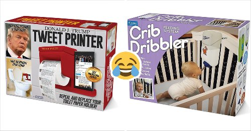 30 Hilarious Prank Gift Boxes You'll Wish You Could Actually Buy