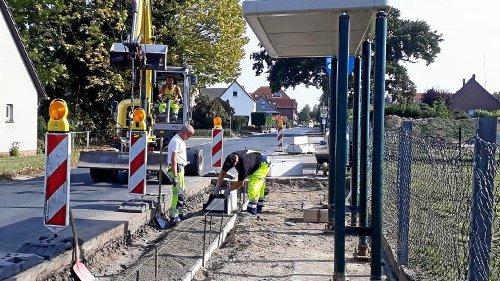 Startschuss für barrierefreie Bushaltestellen in Grasleben