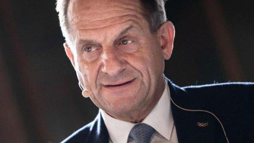 DOSB-Präsident Alfons Hörmann tritt nicht zur Wiederwahl an
