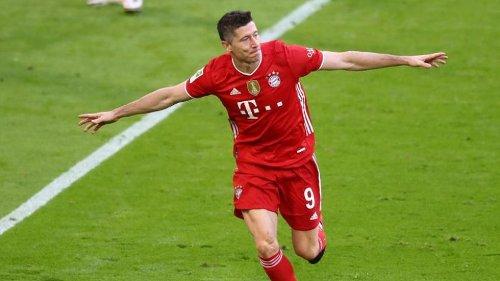 Bayern feiern Titel mit Gala - Lewandowski-Tore 37, 38, 39