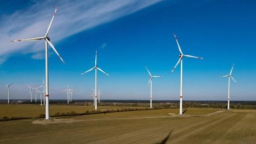 Schulze will zwei Prozent der Landesfläche für Windräder