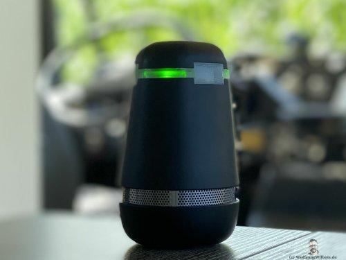 Mobile Alarmanlage für Wohnmobil oder Wohnwagen – der Spexor von Bosch