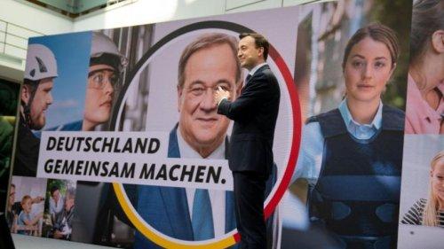 Das ist der Wahlkampfslogan der CDU