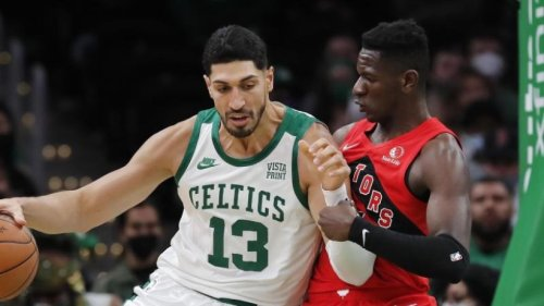 NBA: Schröder verliert mit den Celtics gegen Bongas Raptors