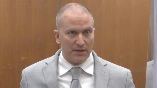 Floyd-Prozess in USA: 22,5 Jahre Haft für Ex-Polizisten